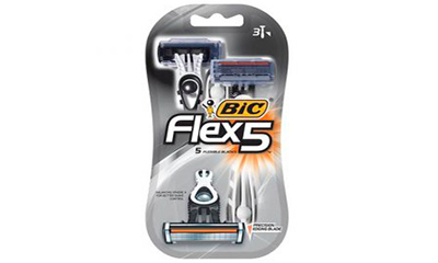 Free Bic Shaving Razor (£2.95 P&P)