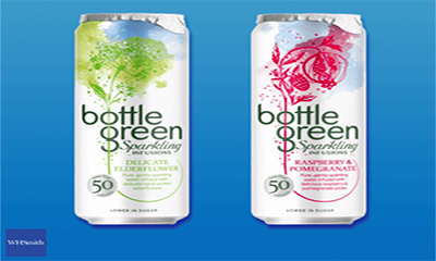 Free Can of Bottle Green 250ml