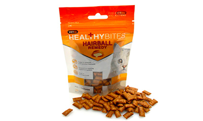 Free Cat Hairball Remedy Snack