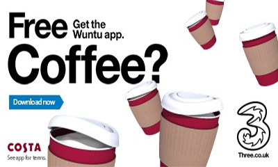 Free Costa Coffee – Android Users