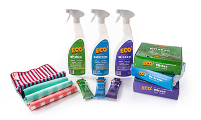 Free ECO Window Cleaner