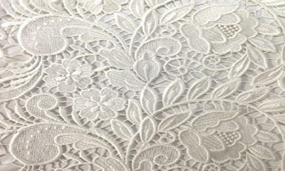 Free Embroidered Lace Samples