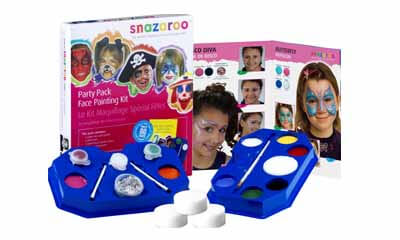 Free Face Painting Kit
