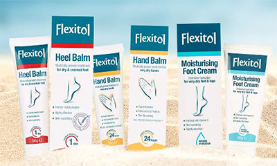Free Flexitol Foot Foam