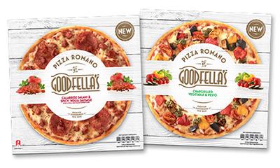 Free Goodfellas Romano Pizza