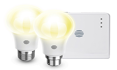 Free Hive Light Bulbs And Hub (Worth £118)
