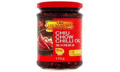 Free Jar of Lee Kum Kee Chiu Chow Chilli
