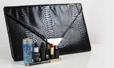 Free Lancome Clutch Bag & 5 Samples