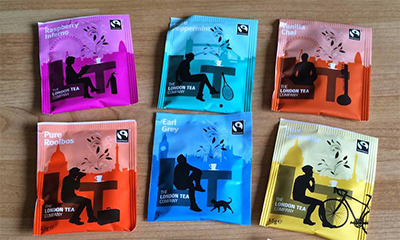 Free London Tea Bags Sample