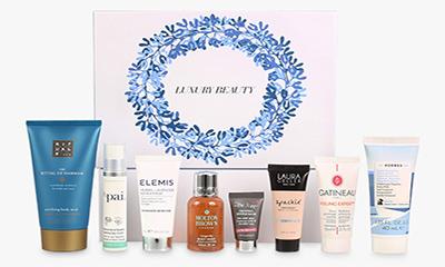 Free Luxury Beauty Box