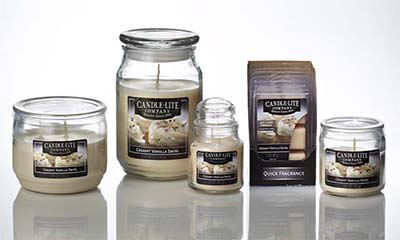 Free Luxury Scented Candle
