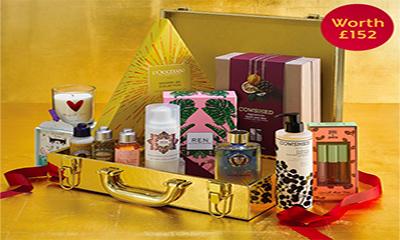 Free M&S Christmas Cosmetics Hamper