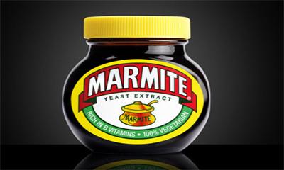 Free Marmite Jar Kit