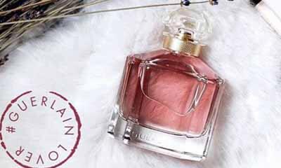 Free Mon Guerlain Eau De Parfum