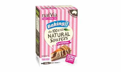 Free Natvia Sweetener Baking Pack