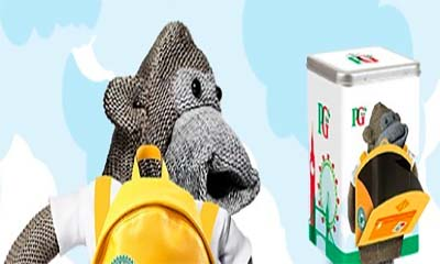 Free PG Tips Tea Caddy