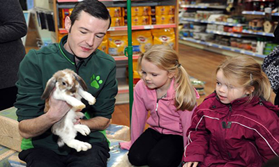 Free Pets At Home Workshops