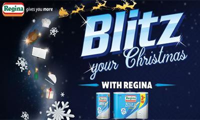 Free Regina Christmas Hamper
