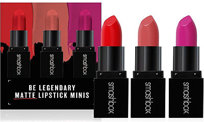 Free Smashbox Be Legendary Lipstick