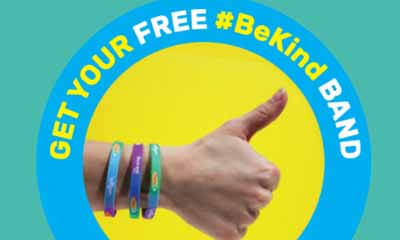 Free Smiggle BeKind Anti-bullying Band