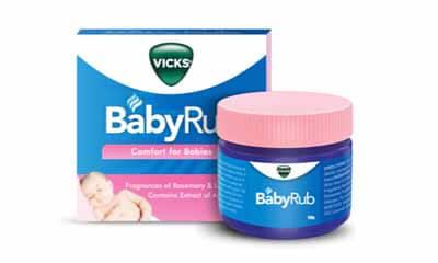 Free Vicks BabyRub