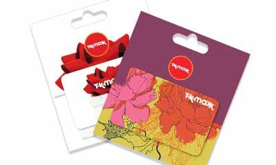 Free TK Maxx £5 Gift Card