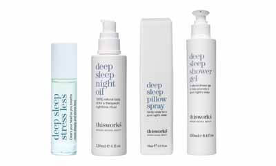 Free thisworks Deep Sleep Bath Soak