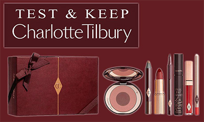 Free Charlotte Tilbury Goodies