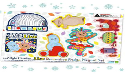 Free In the Night Garden Fridge Magnet (Worth £7)