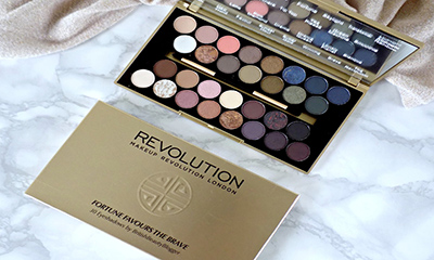 Free Makeup Revolution Palette