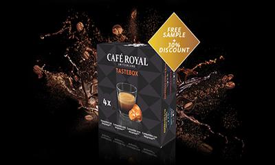 Free Nespresso Coffee Box