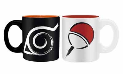 Free Sets of 2 Mini Mugs