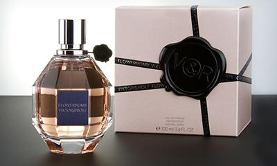 Free Viktor & Rolf Flowerbomb Perfume