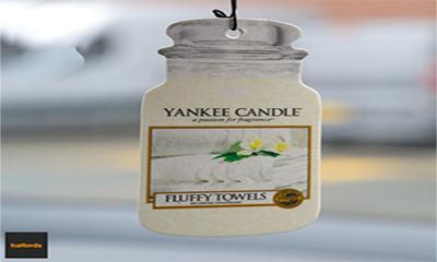 Free Yankee Candle Air Freshener