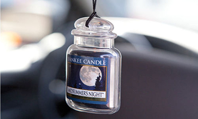 Free Yankee Candle Car Air Freshener