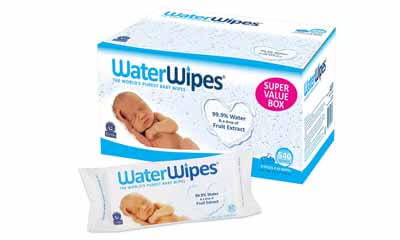 Free Baby Waterwipes
