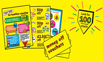 Free Change4Life Snacking Pack
