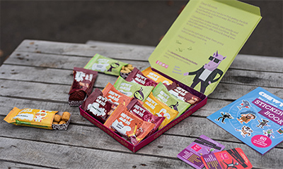 Free ChewyMoon Fruit Snack Bars