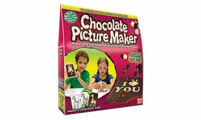 Free Chocolate Picture Maker