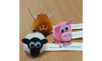 Free Cute Farm Animal Toys