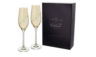 Free Dartington Crystal Glasses