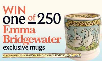Free Emma Bridgewater Mug