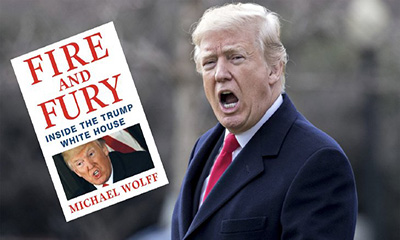 Free Fire and Fury Audiobook
