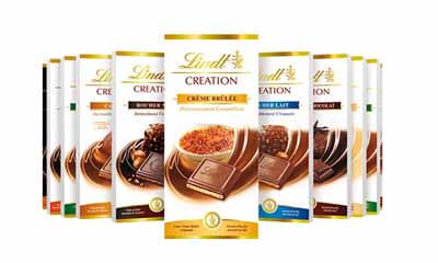 Free Lindt Chocolate Selections