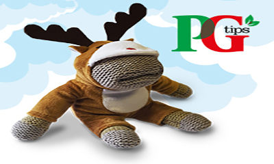Free PG Tips Monkey Toy