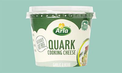 Free Quark Cooking Cheese