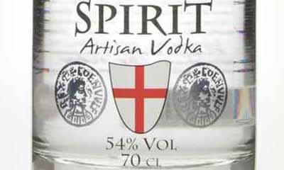 Free Warwickshire Vodka