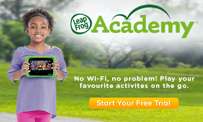Free 1 Month LeapFrog Academy Trial