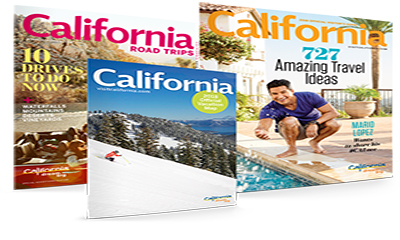 Free California Travel Guide and Map