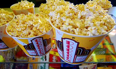 Free Cinema Popcorn